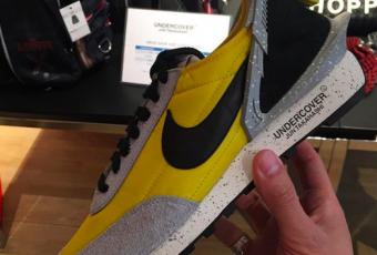 L'association UNDERCOVER X Nike a fait fureur lors de cette Fashion Week SS19 !
