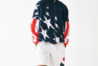 Kith et Adidas sortent une collection patriote !