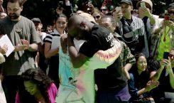 Virgil Abloh fond en larmes dans les bras de Kanye…