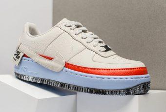 Nike et JESTER XX dévoilent une nouvelle Air Force 1 !