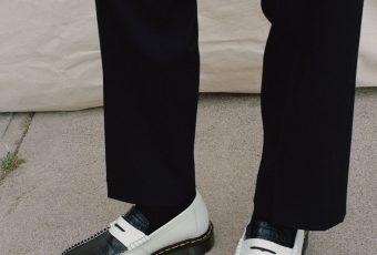 Le Loafer de Dr. Martens en collaboration avec Stüssy !