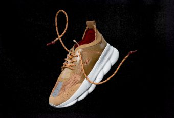 Un aperçu des nouvelles sneakers Versace !