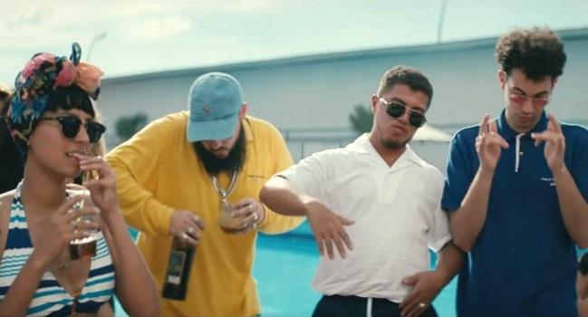 Hamza, Caballero & Jean Jass en direct de Cuba dans le nouveau clip «Bae» !