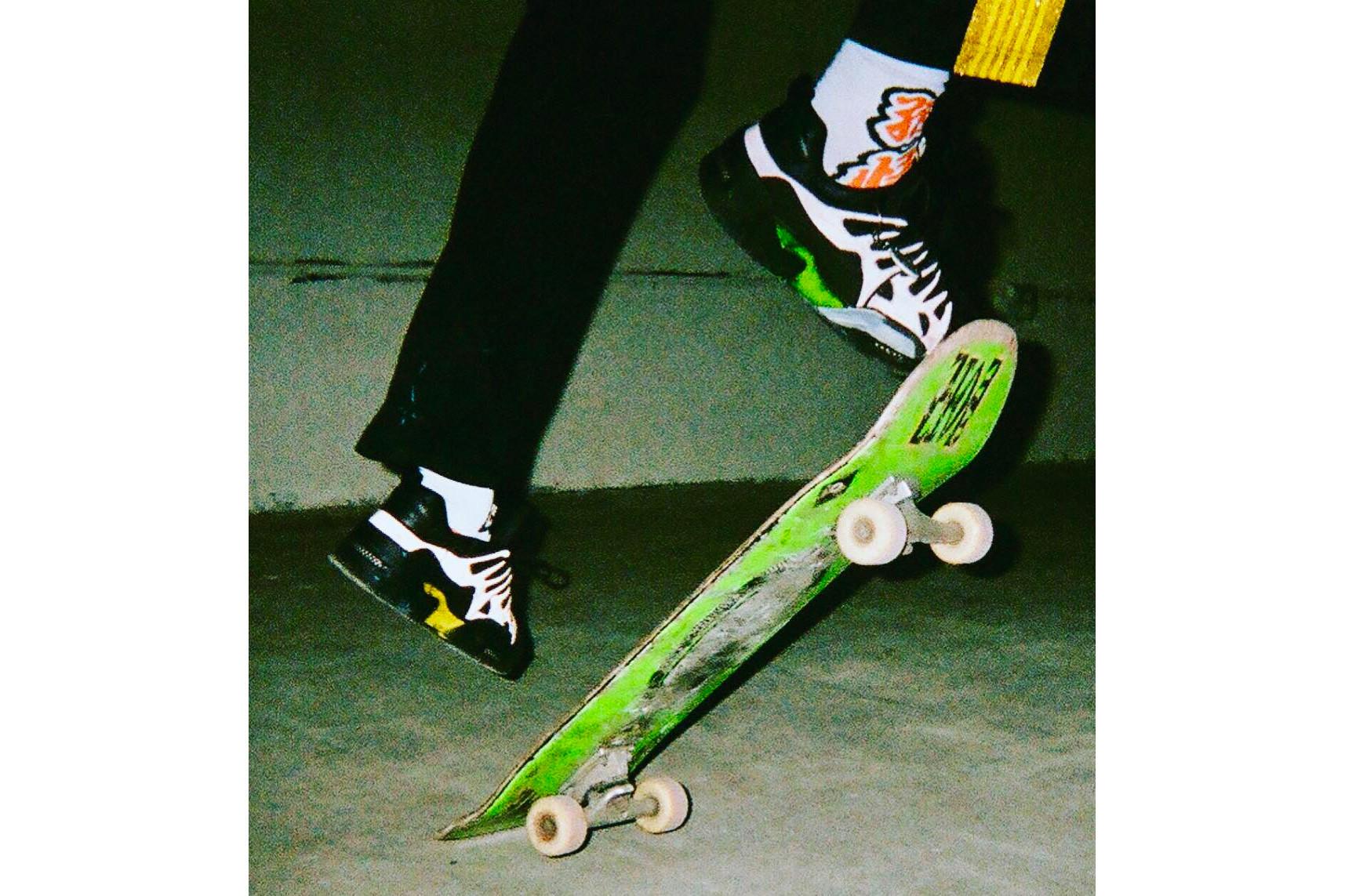 Nouveau colorway pour la sneaker d'A$AP Rocky chez Under Armour
