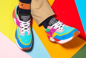 atmos & DC Shoes unissent leurs forces sur une E. Tribeka polychrome