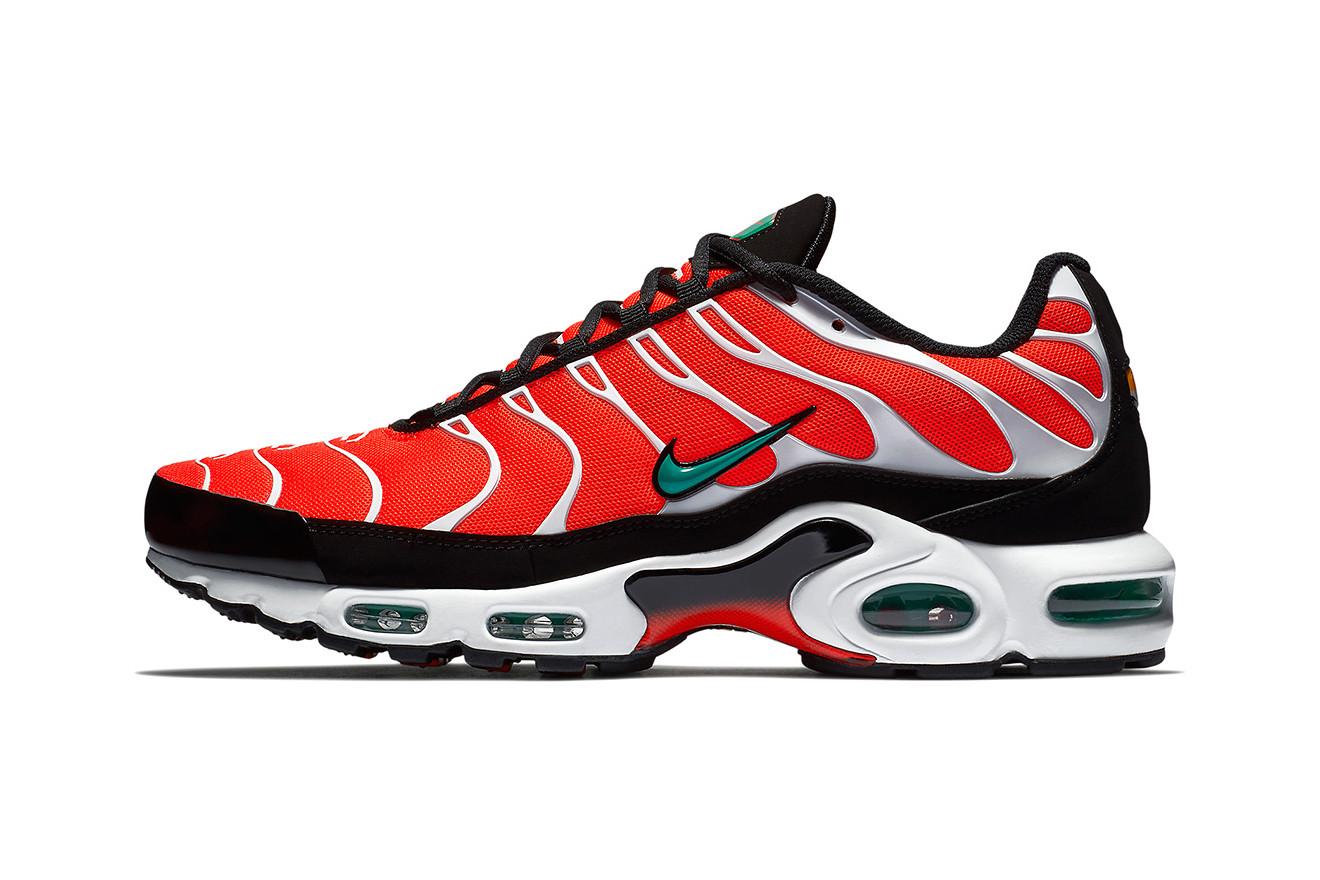 Un coloris vient de s'ajouter à la silhouette Air Max Plus de Nike