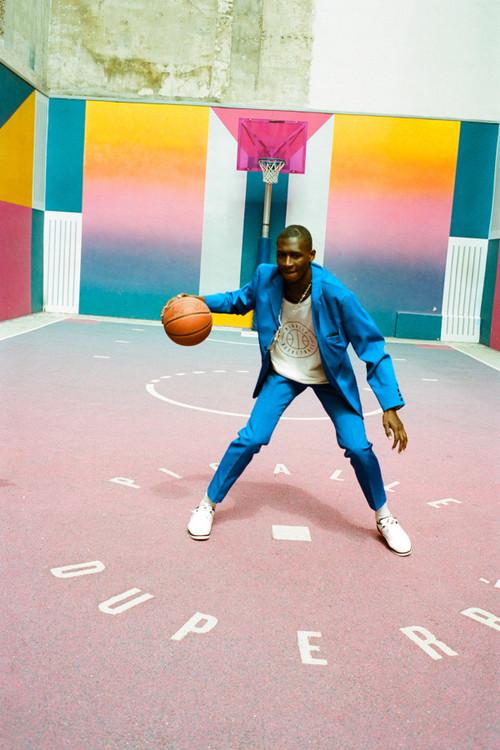 "Pigalle honore le basketball avec la capsule ""Sunset to Duperré"""