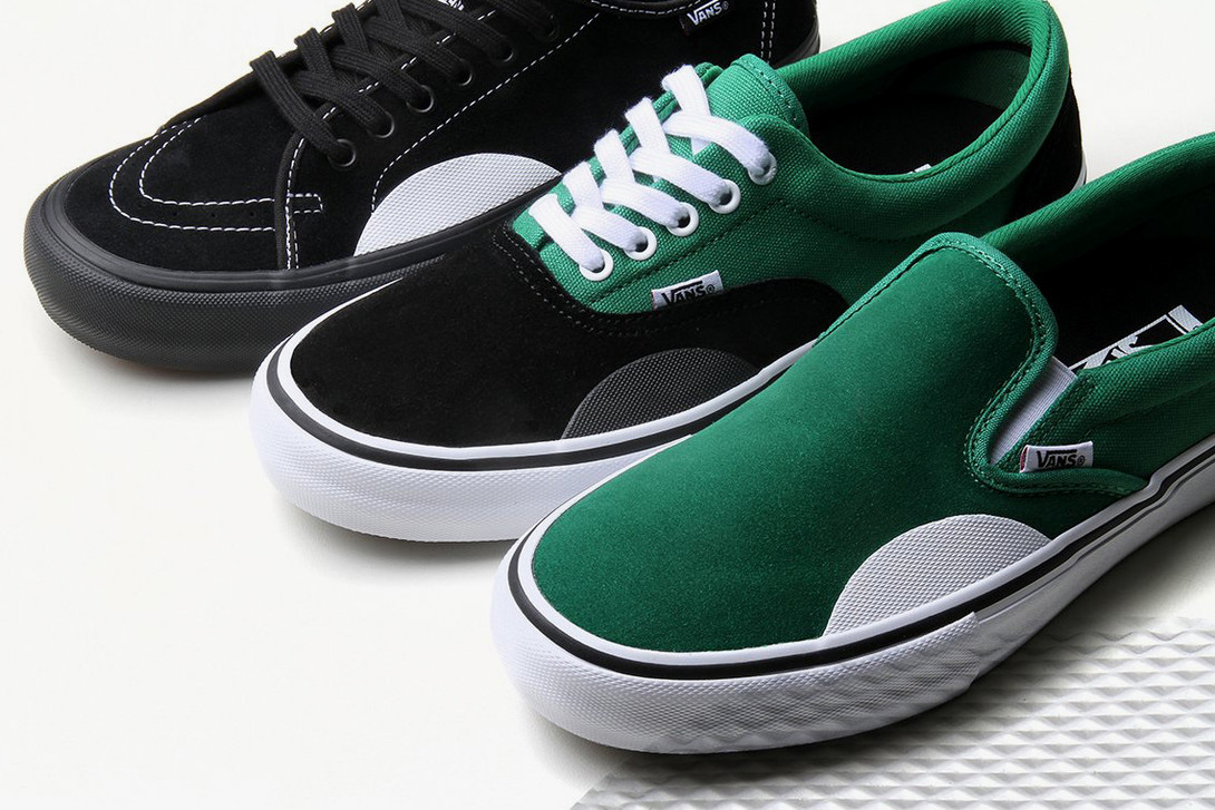 "Le pack ""Rubber Cap"" de Vans est simple mais efficace"