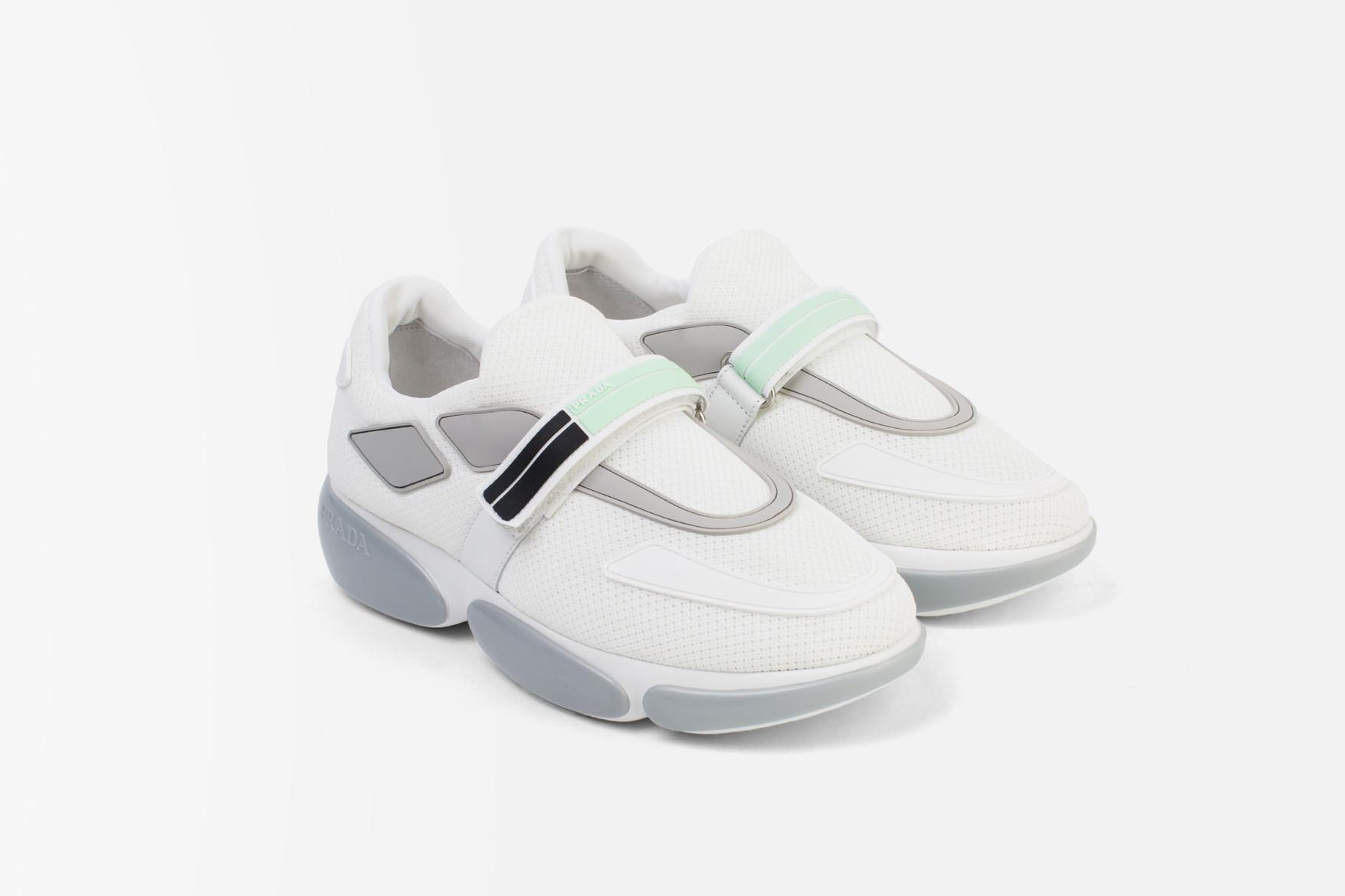 Les sneakers Cloudbust de Prada donnent le la