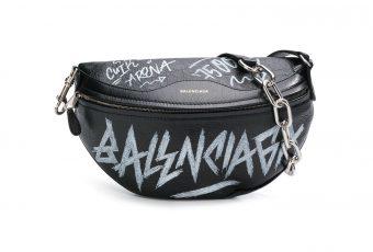 Balenciaga dévoile un nouveau sac rebelle !