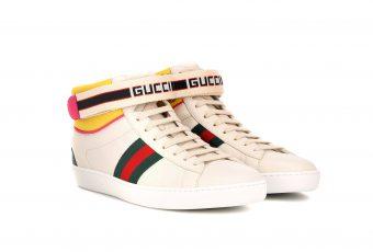 La sneakers Gucci qui nous fait voyager dans le temps !