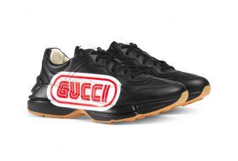 La Gucci Mania continue avec une nouvelle paire !