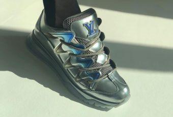 La cas : la mystérieuse sneakers de Louis Vuitton !