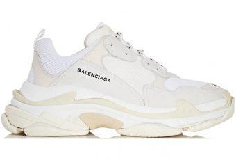Voici la liste des magasins pour acheter vos sneakers Triple S ou Crocs Balenciaga