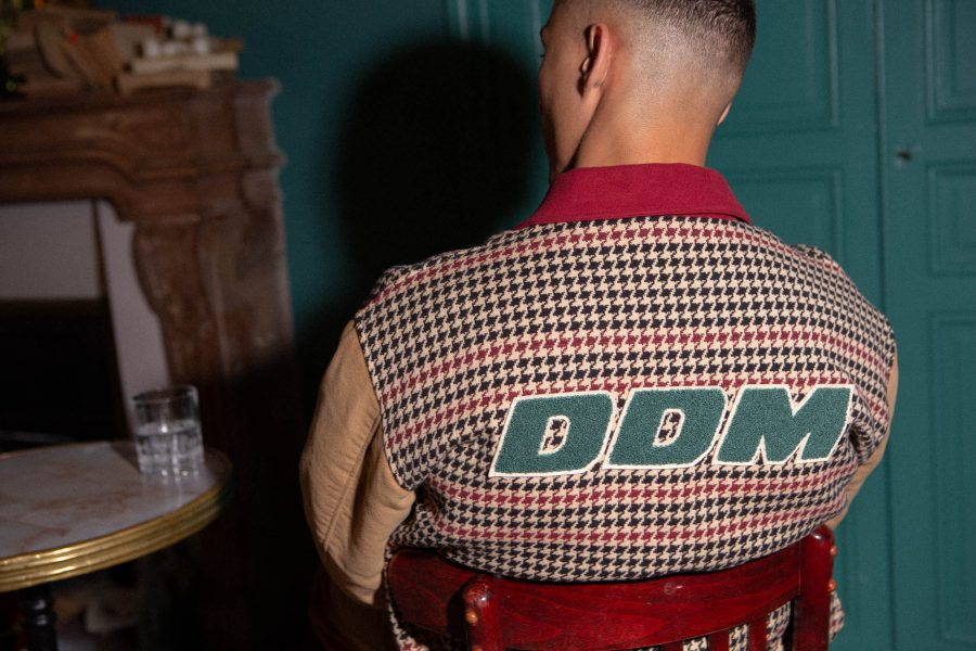 Un aperçu de la collection Drôle de Monsieur FW18, « Collection n°6 »