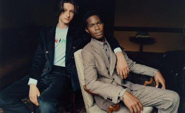 Noah crée un streetwear «Hamptons» dans son lookbook FW18
