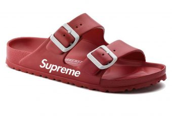 Birkenstock refuse une collaboration avec Supreme et Vetements