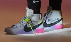 Virgil Abloh et Nike rendent hommage à Serena Williams avec…