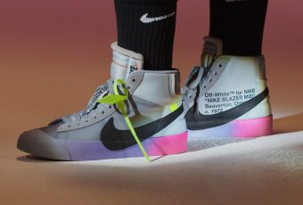 Virgil Abloh et Nike rendent hommage à Serena Williams avec Off-White