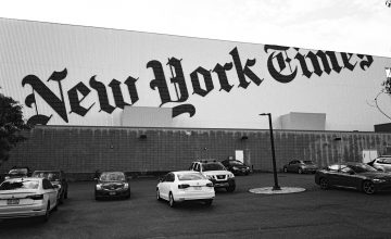Etudes collabore avec The New York Times