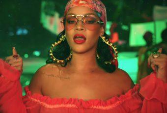 Rihanna et Childish Gambino préparent un projet commun, voici la première vidéo