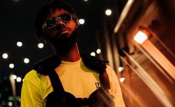 Lefa en shooting «Rap Mode» sur TRENDS