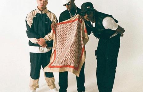 Skepta se greffe au duo Octavian X Michael Phantom pour le remix de «Bet»