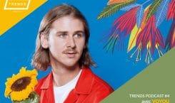 Interview de Voyou pour TRENDS : «Je n'écris jamais dans…