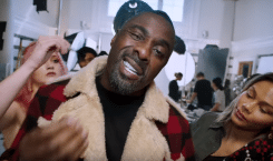 Idris Elba se joint à Wiley, Sean Paul et Stefflon…