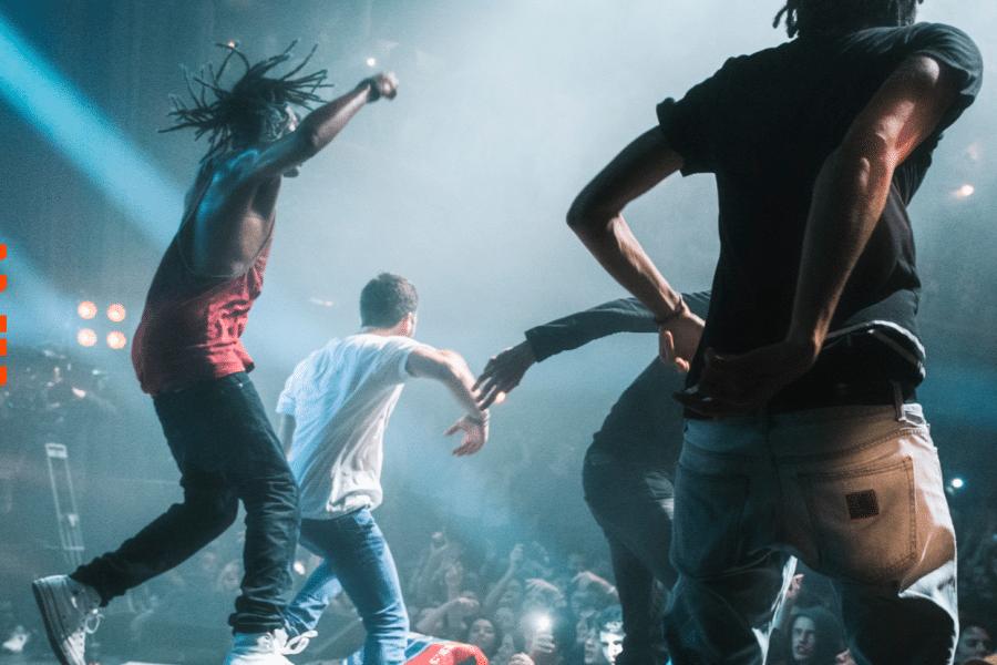 Arte vous invite à revivre l'histoire du hip-hop et du rap français avec une série de mini-docu