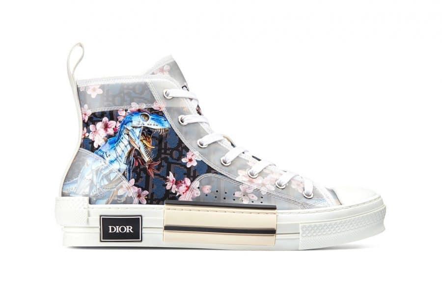 Dior dévoile une collection capsule en collaboration avec Hajime Sorayama