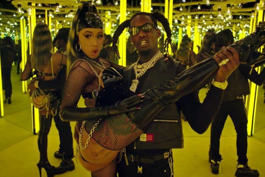 Offset et Cardi B plus déchaînés que jamais dans le clip de «Clout»