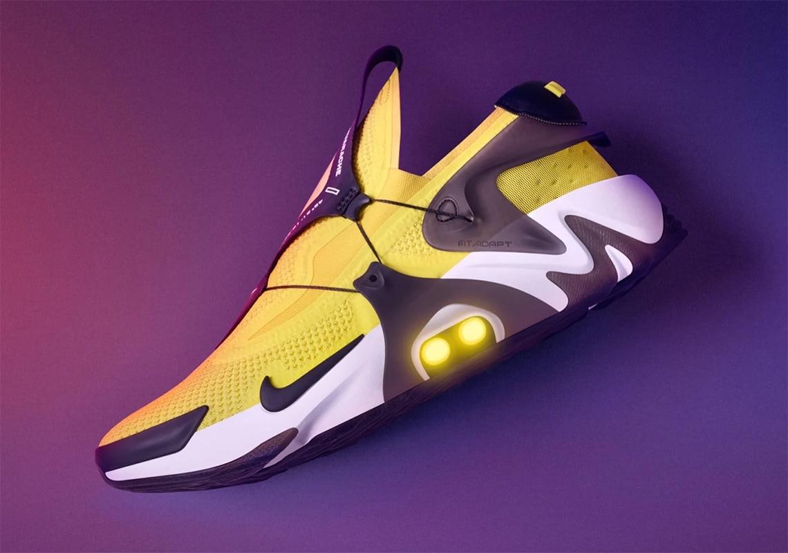 Nike dit adieu aux lacets, et bonjour au futur avec sa toute