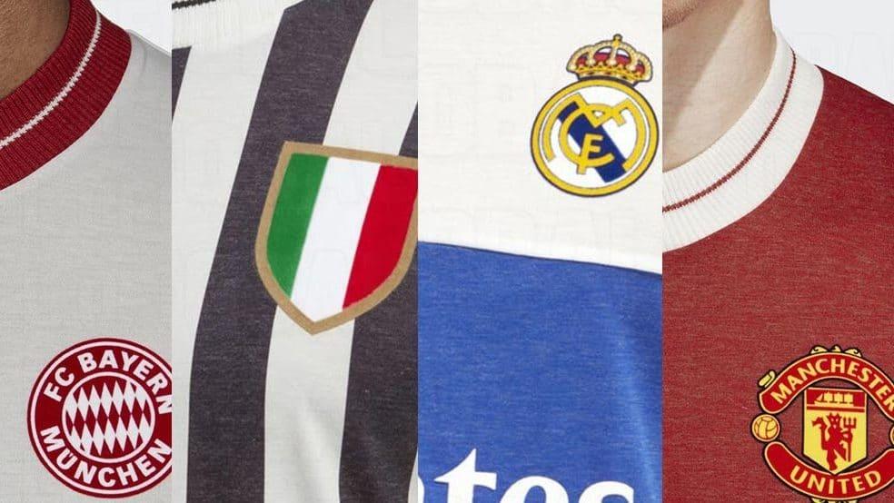 Adidas lance les maillots ICON dédiés à l'histoire de 5