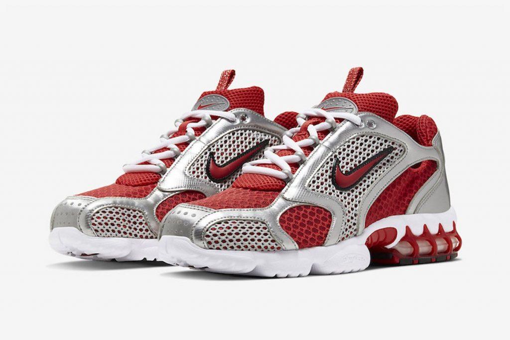 La Nike Air Zoom Spiridon Caged s'offre une nouvelle itération