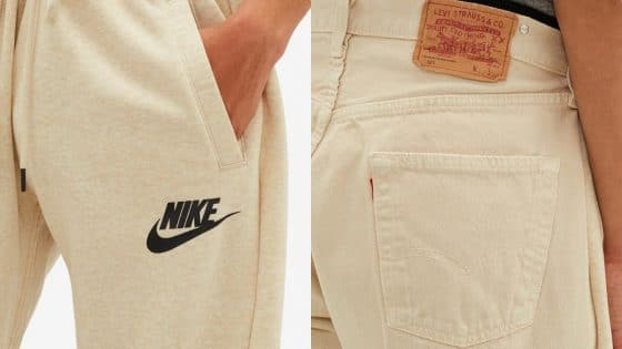 NIKE X LEVIS - TRENDS