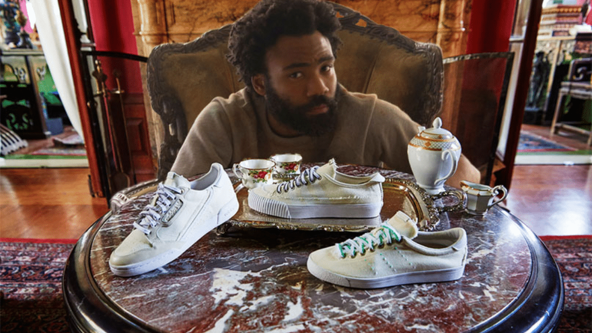 adidas Donald Glover Childish Gambino - TRENDS