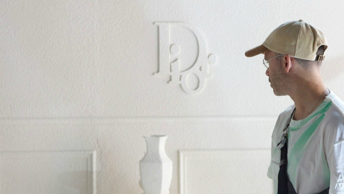 Daniel Arsham x Dior - TRENDS