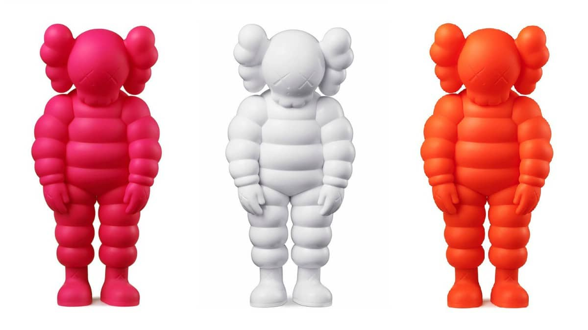 KAWS - TRENDS