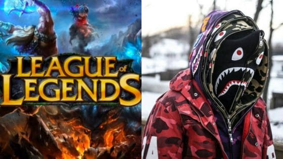League of Legends x BAPE - TRENDS